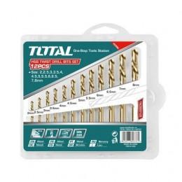 طقم ريش حديد 12 قطعة توتال TACSD0125